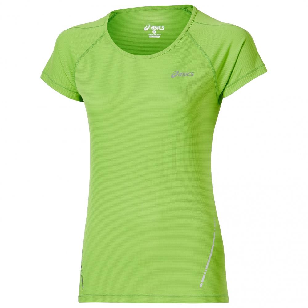 ... футболка для занятий спортом, взрослая, женская модель ASICS SS TOP W  от известного производителя одежды для бега и легкой атлетики Asics 08dee773906